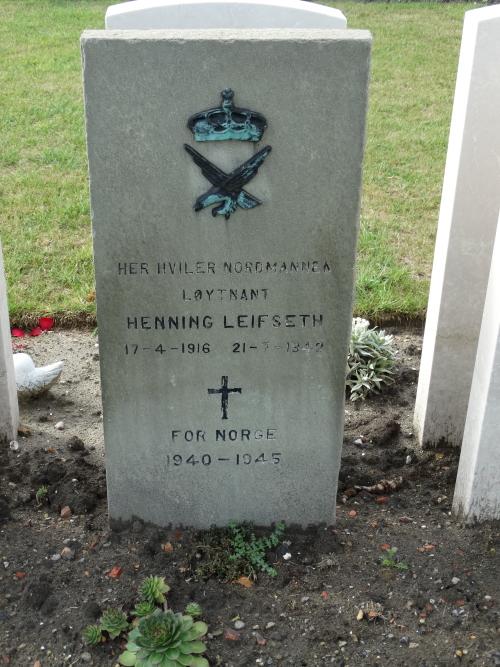 Norwegian War Grave Dunkerque
