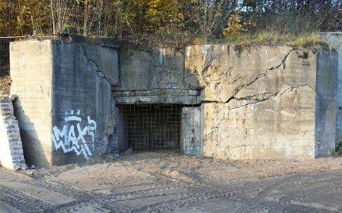 Westwall - Regelbau 105d Bunker Dillingen