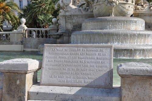 Bevrijdingsmonument Toulon
