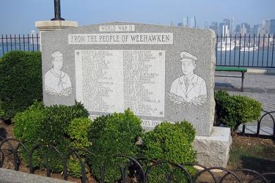 Oorlogsmonument Weehawken