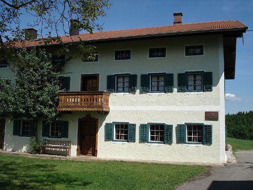 Birthplace Franz Jägerstätter