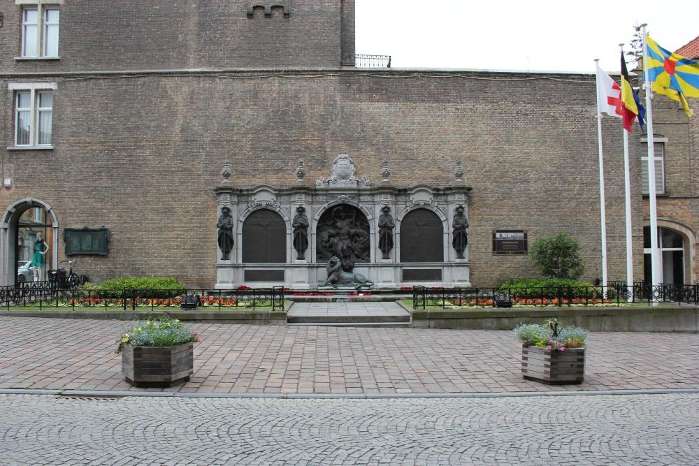 War Memorial Ypres