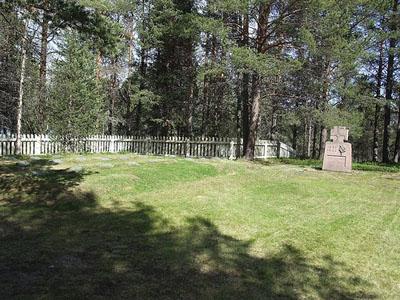 Finse Oorlogsbegraafplaats Inari