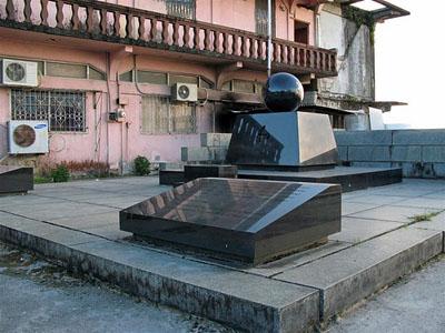 Japanese War Memorial Chuuk (Truk Lagoon)