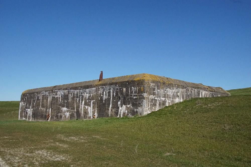Duitse Munitie Bunker FL 246