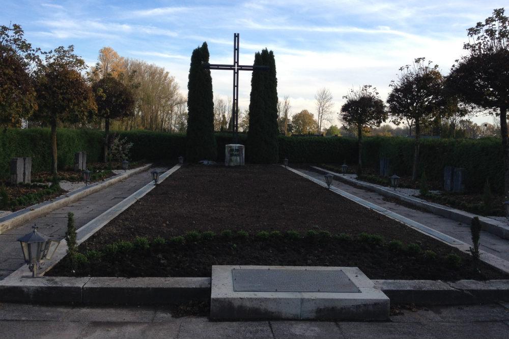 Monument Begraafplaats Plattling