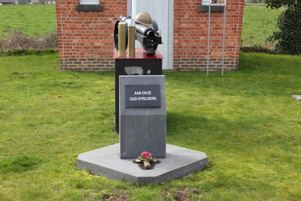 Memorial Veterans Buggenhout-Opstal