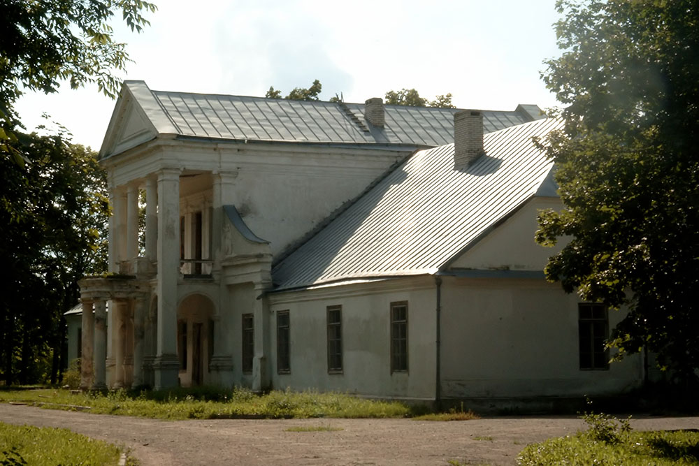 Čačot Manor