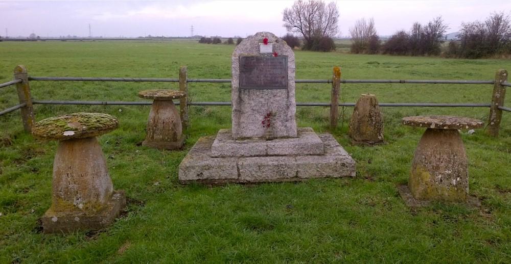 Battle of Sedgemoor Stone of Remembrance.