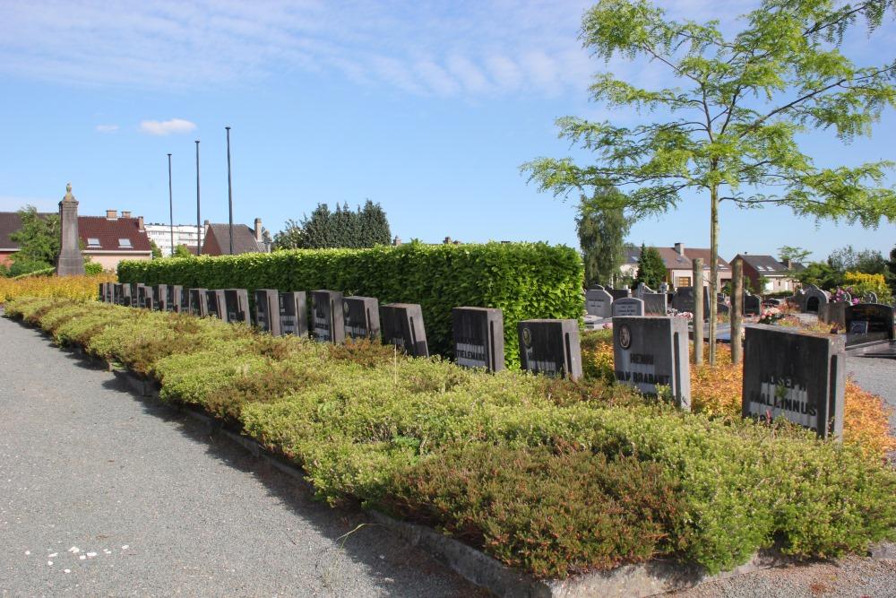 Veteran War Graves Zellik