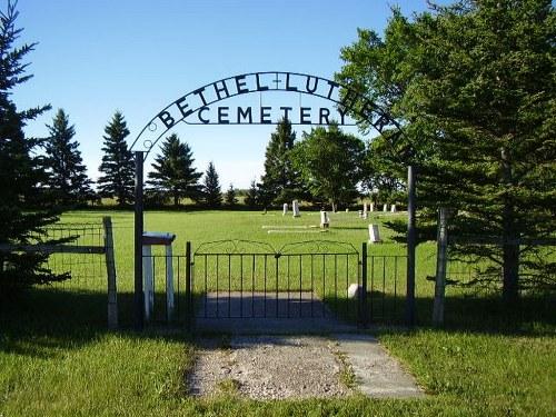 Commonwealth War Grave Bethel Lutheran Cemetery