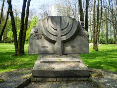 Holocaust Memorial Ostrava