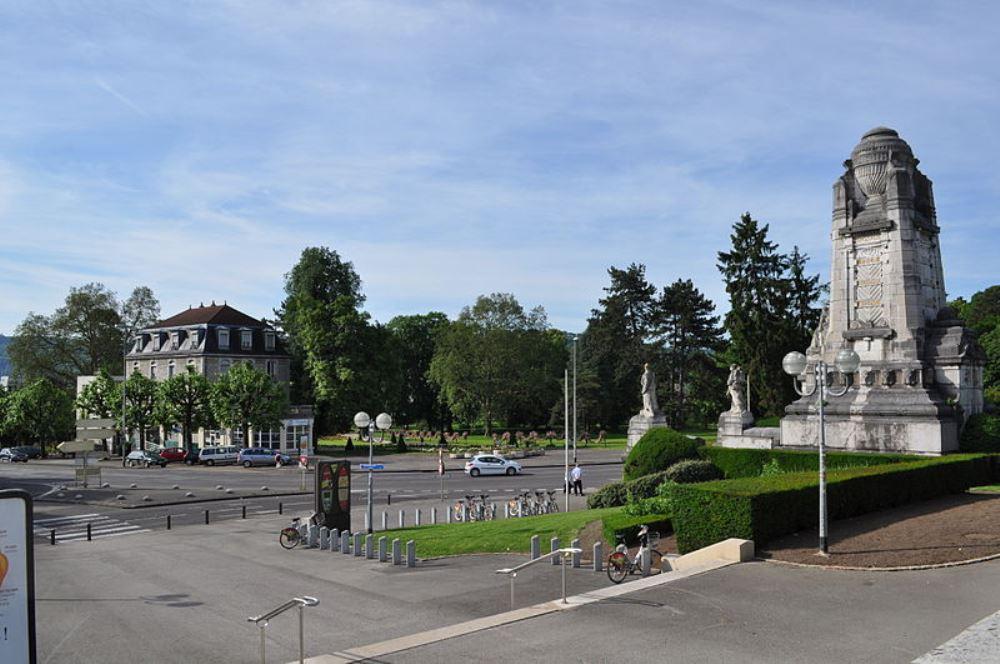 Oorlogsmonument Doubs