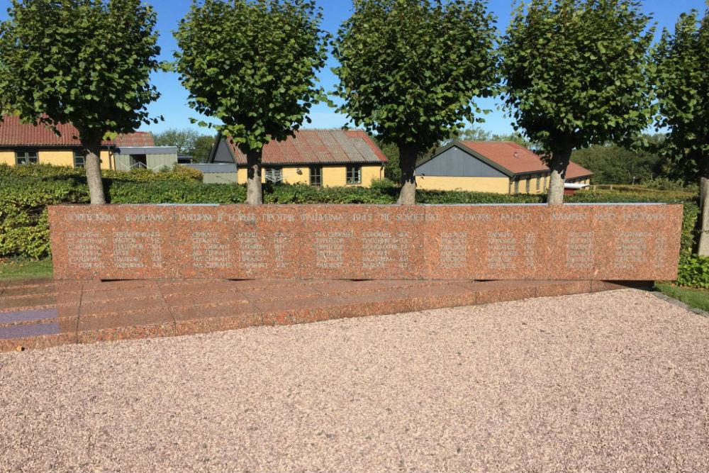 Sovjet Oorlogsbegraafplaats Allinge