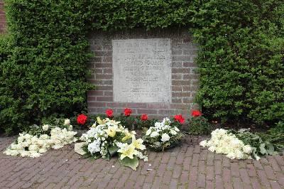 Monument Omgekomen Verzetsstrijder Obdam