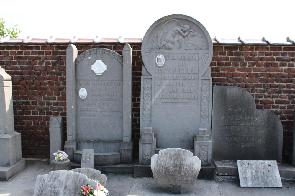 Belgian War Graves Bury
