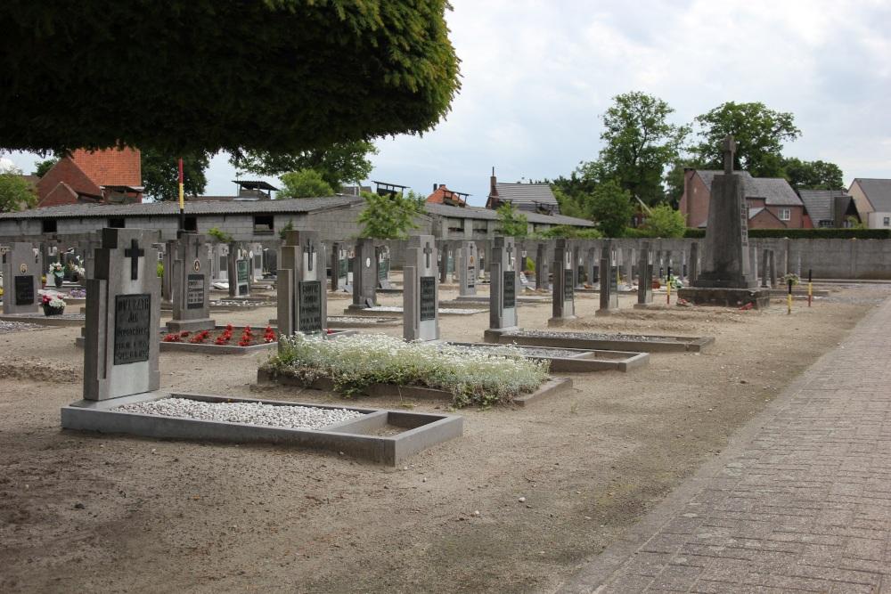 Veteran Cemetery Hechtel