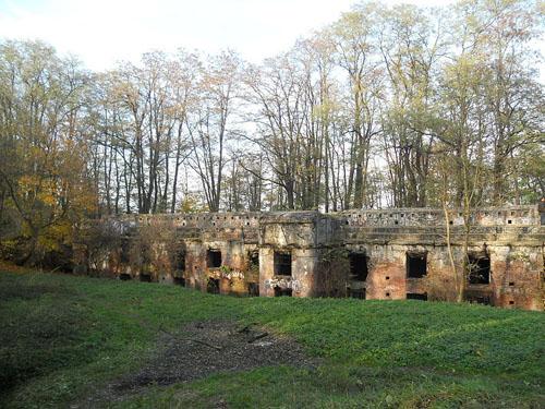 Festung Krakau - Fort 48a Mistrzejowice