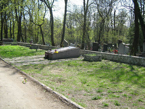 Mass Grave Victims National Socialism Yanivsky