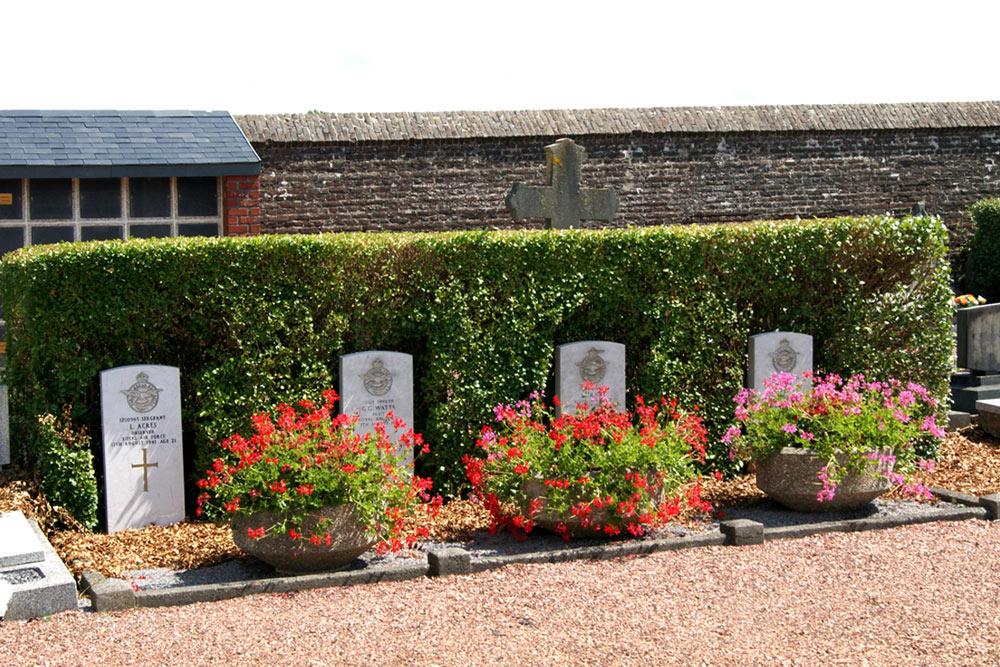 Oorlogsgraven van het Gemenebest Gembloux