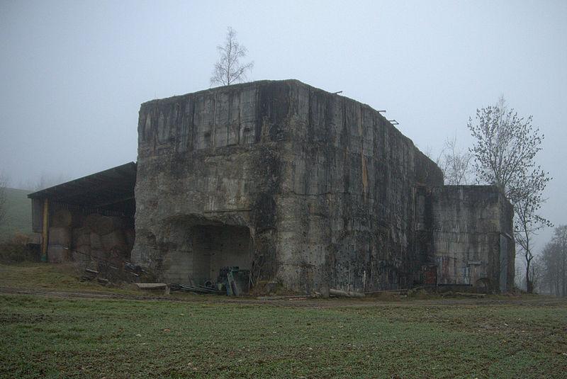 Transformatorbunker Pfefferberg