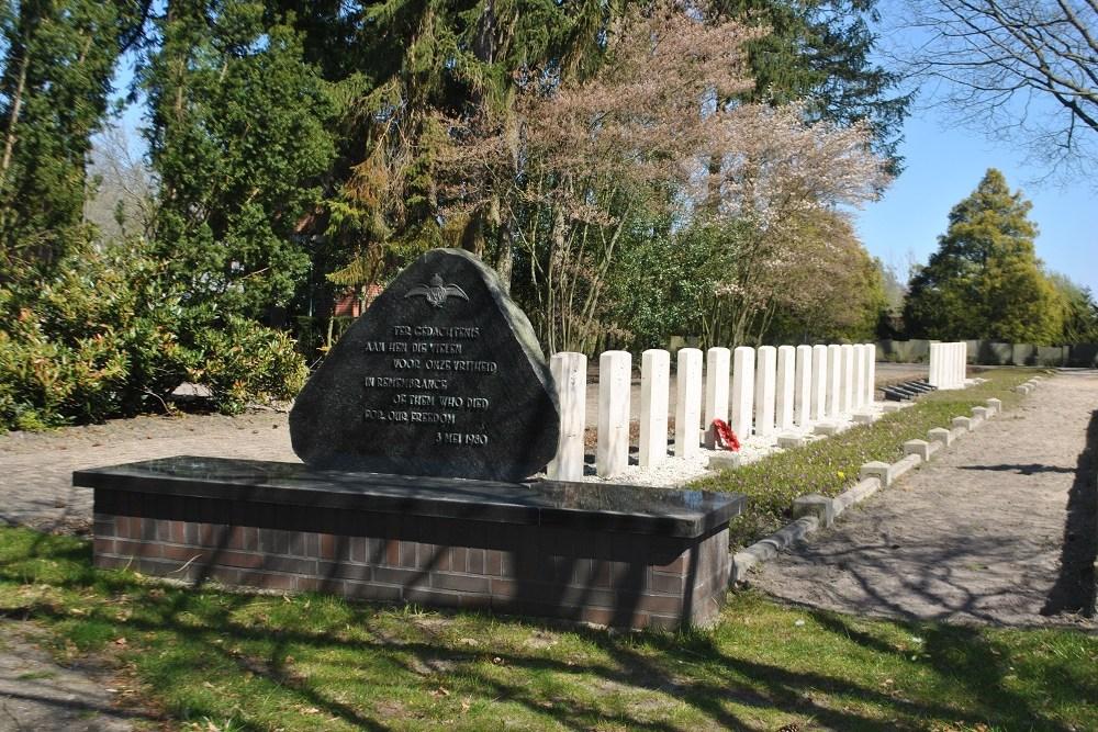 War Memorial General Cemetery Nieuw-Dordrecht