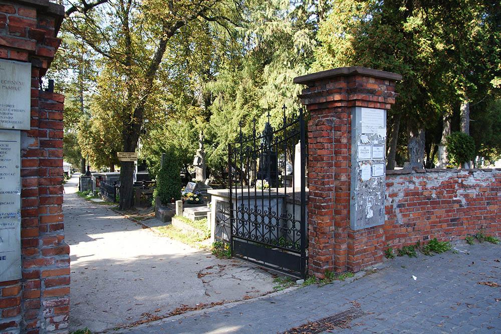 Napoleontische Oorlogsgraven Kielce