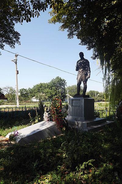 Mass Grave Soviet Soldiers Kapitanivka