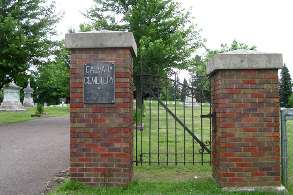 Amerikaans Oorlogsgraf Calvary Cemetery