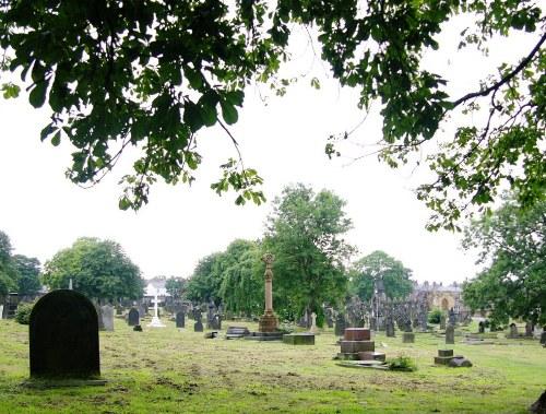 Oorlogsgraven van het Gemenebest Barnsley Cemetery