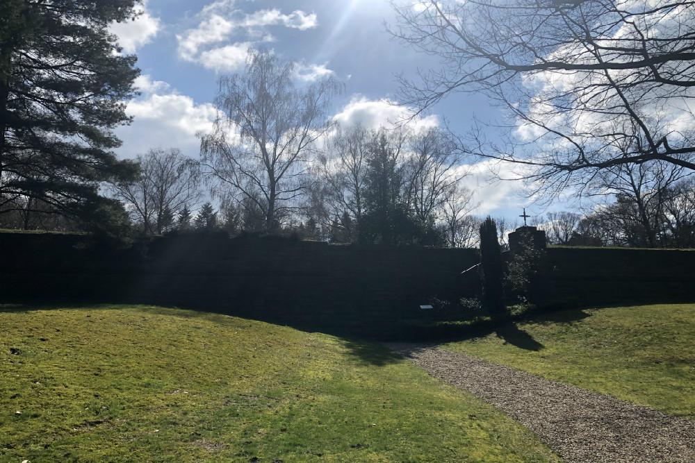 Duitse Oorlogsbegraafplaats Donsbrüggen