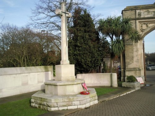 Commonwealth War Graves West Norwood Cemetery