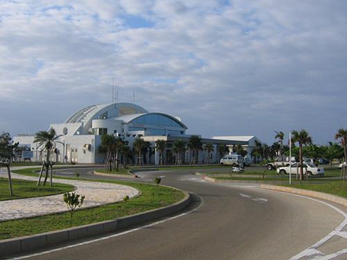 Luchthaven Minamidaito