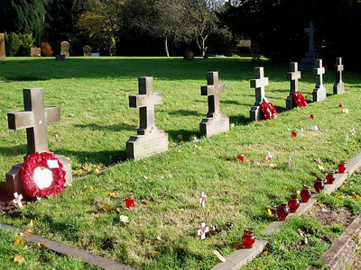 Polish War Graves Baginton