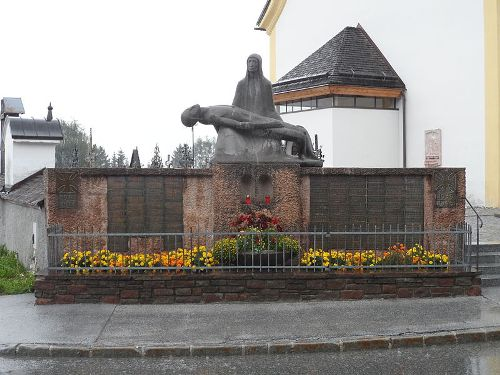 War Memorial Brandenberg in Tirol