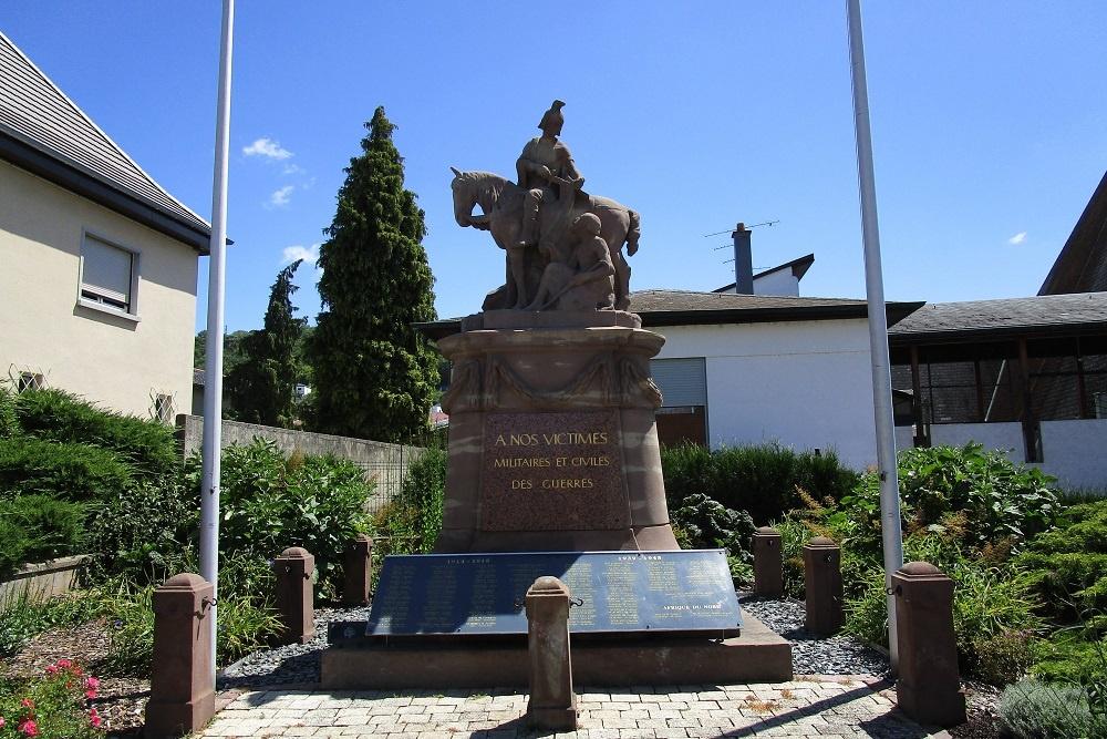 Oorlogsmonument Illfurth