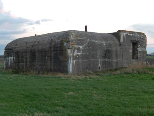 Stützpunkt Brassen - 134 - Munitionsunterstand I