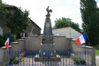 War Memorial Amel-sur-l'Étang