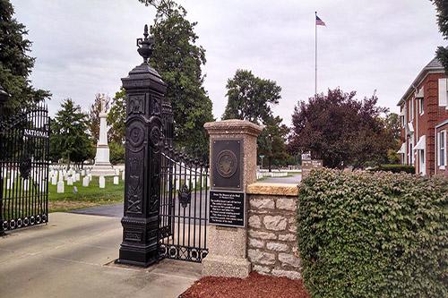 Amerikaanse Oorlogsgraven Springfield National Cemetery