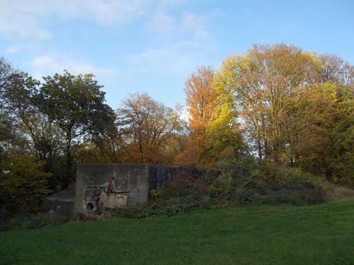 Fort Eben-Emael - Blok Mi Sud