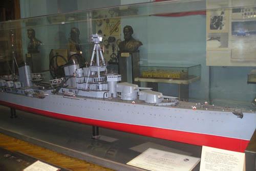 Centrale Marine Museum St. Petersburg