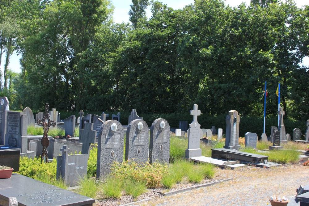 Veteran War Cemetery Westende