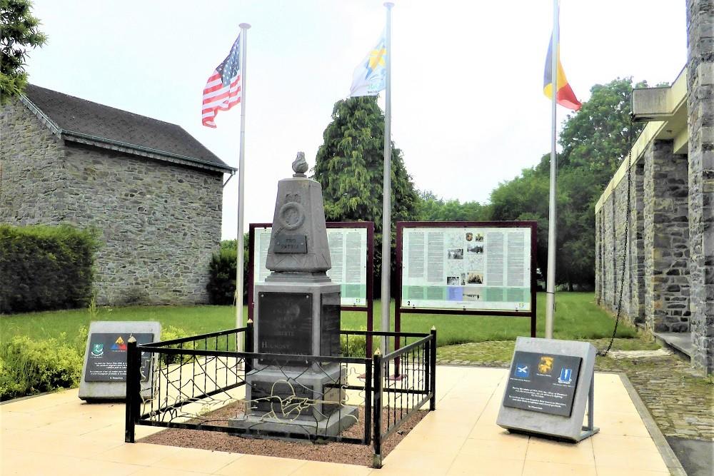 Oorlogsmonument Houmont