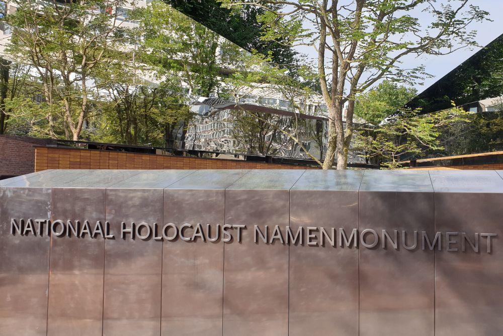Holocaust Namenmonument Nederland
