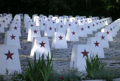 Soviet War Cemetery Piotrków Trybunalski