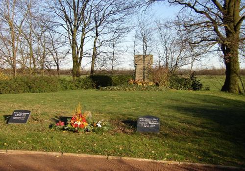 Kampbegraafplaats NKWD-kamp Weesow
