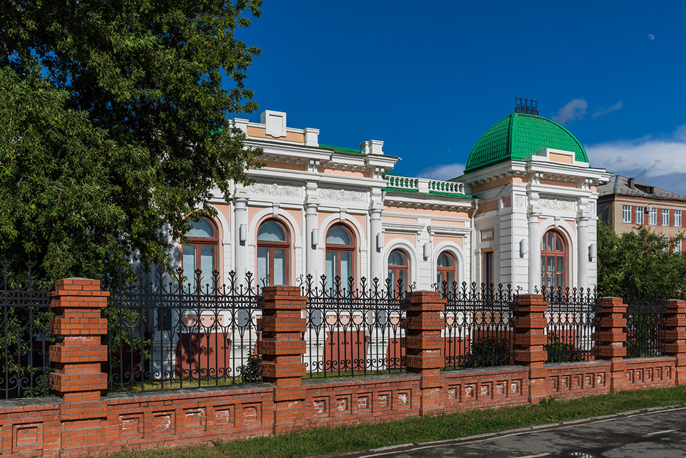 Batushkin Herenhuis (Kolchak Museum)