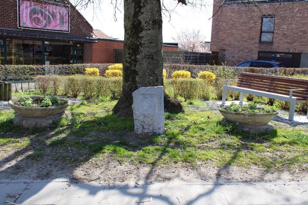 Gedenksteen Belgische Opstand Jodoigne