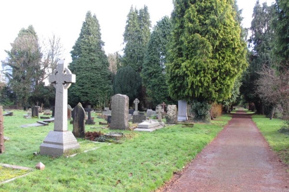 Oorlogsgraven van het Gemenebest Llandaff Cemetery