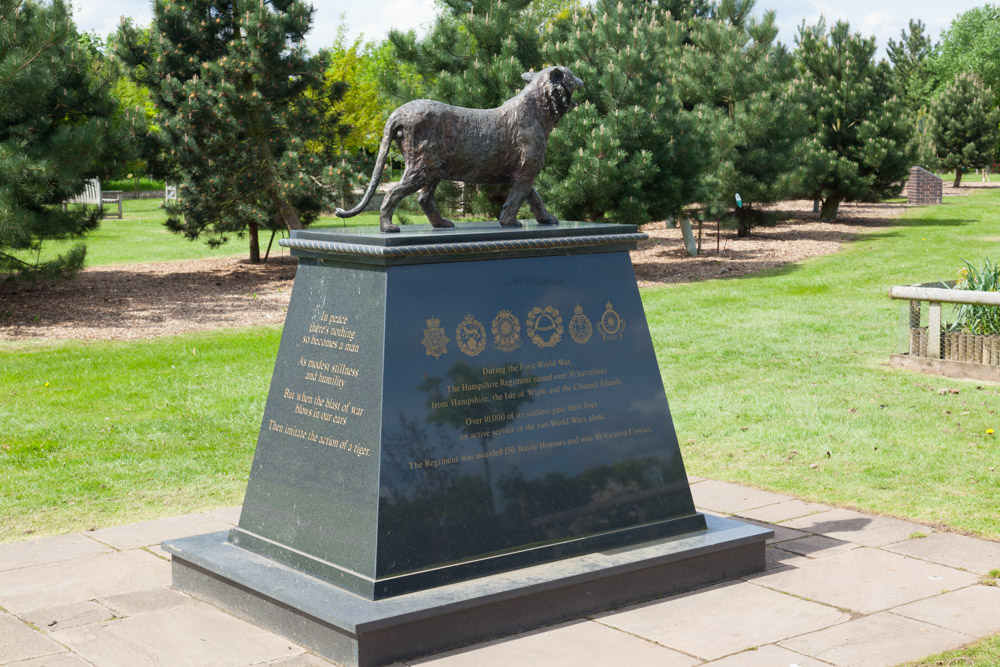 Royal Hampshire Regiment Memorial